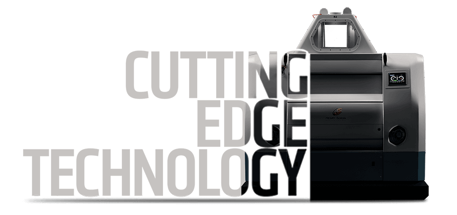 Innovative and robotic manufacturing technologies enable the production of