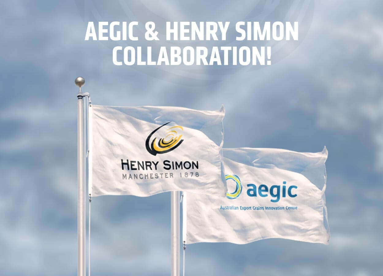 AEGIC & Henry Simon Collaboration!