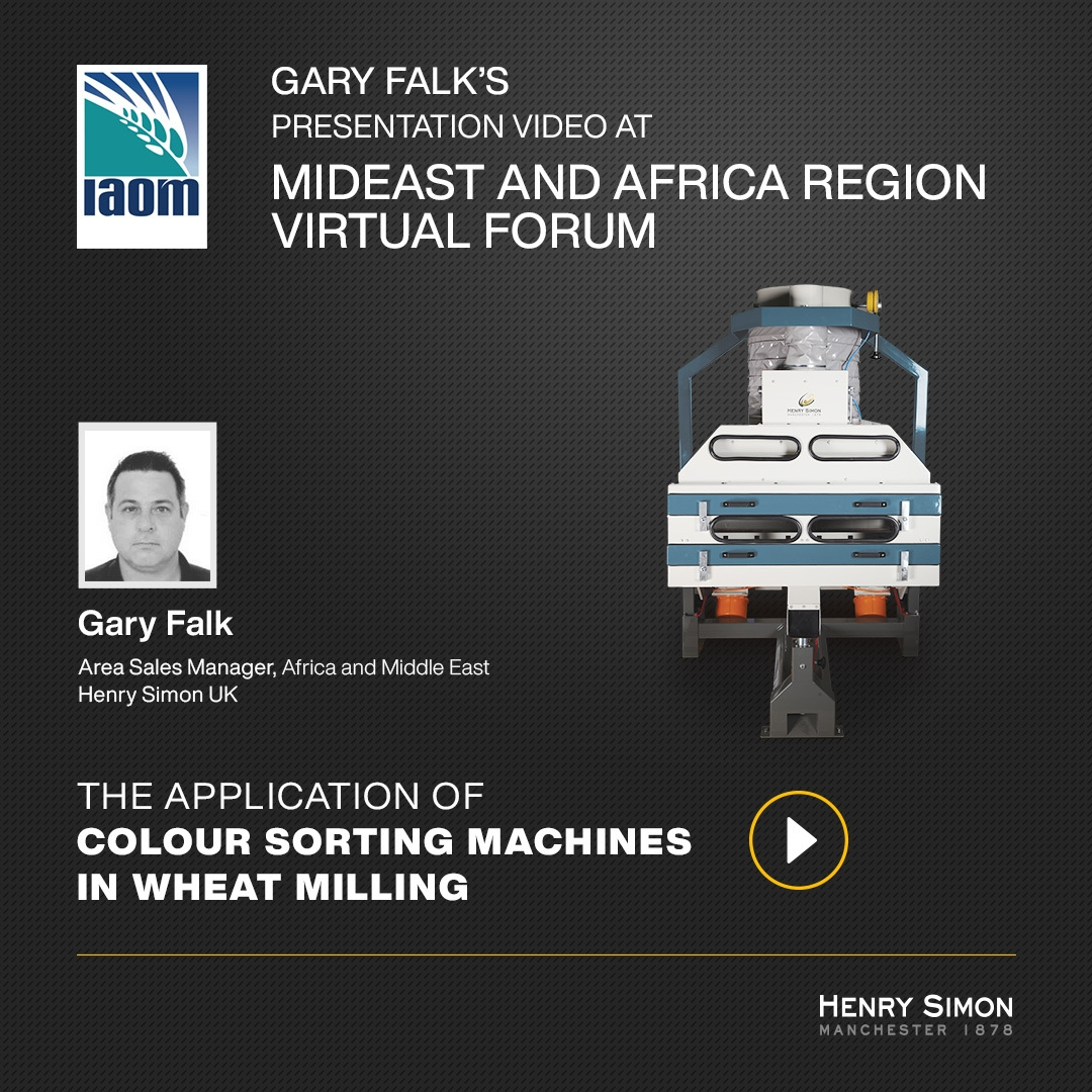 Gary Falk's Presentation Video at IAOM Middle East & Africa 2020 Virtual Forum