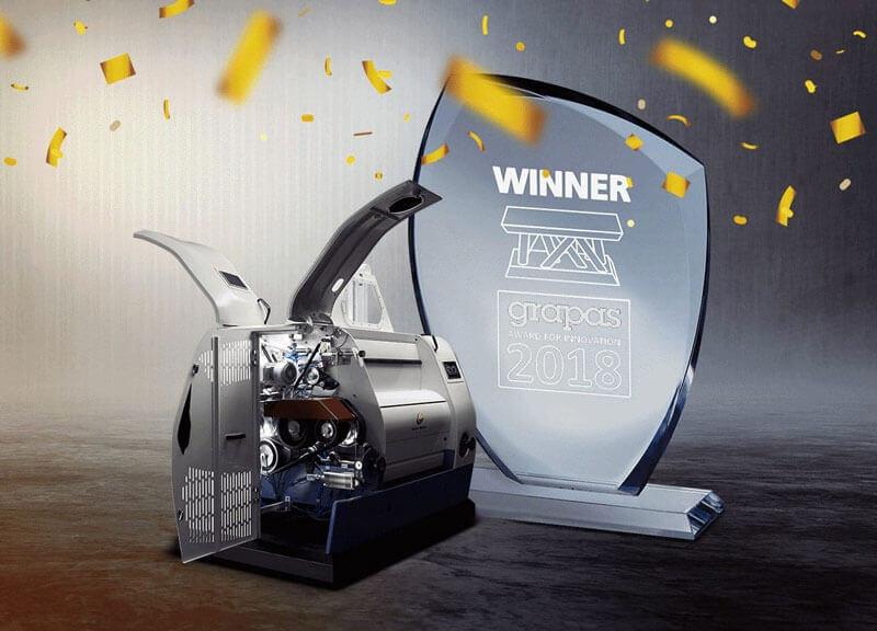 GRAPAS Innovation Award 2018