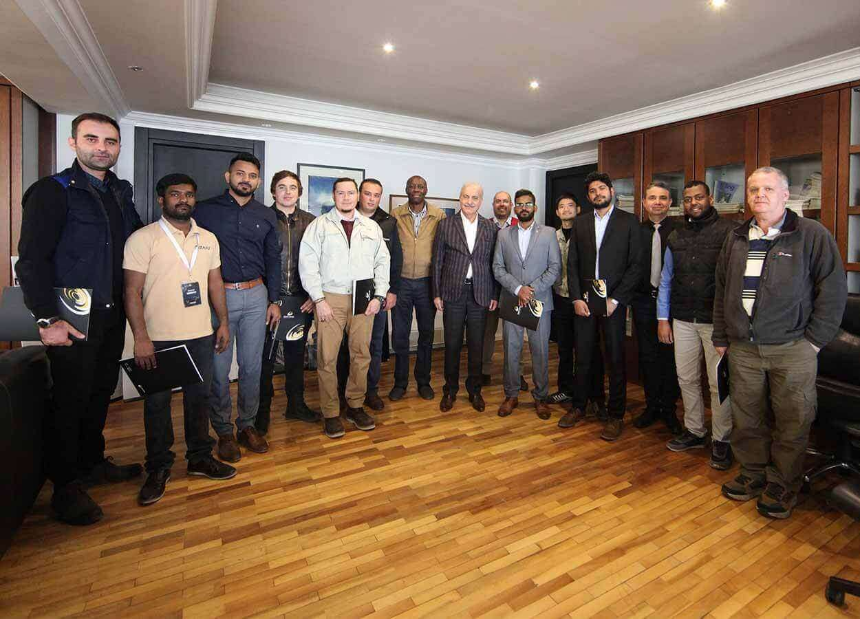 Introduction to Henry Simon Machinery and Basic Service Training Course 11-22 November 2019
