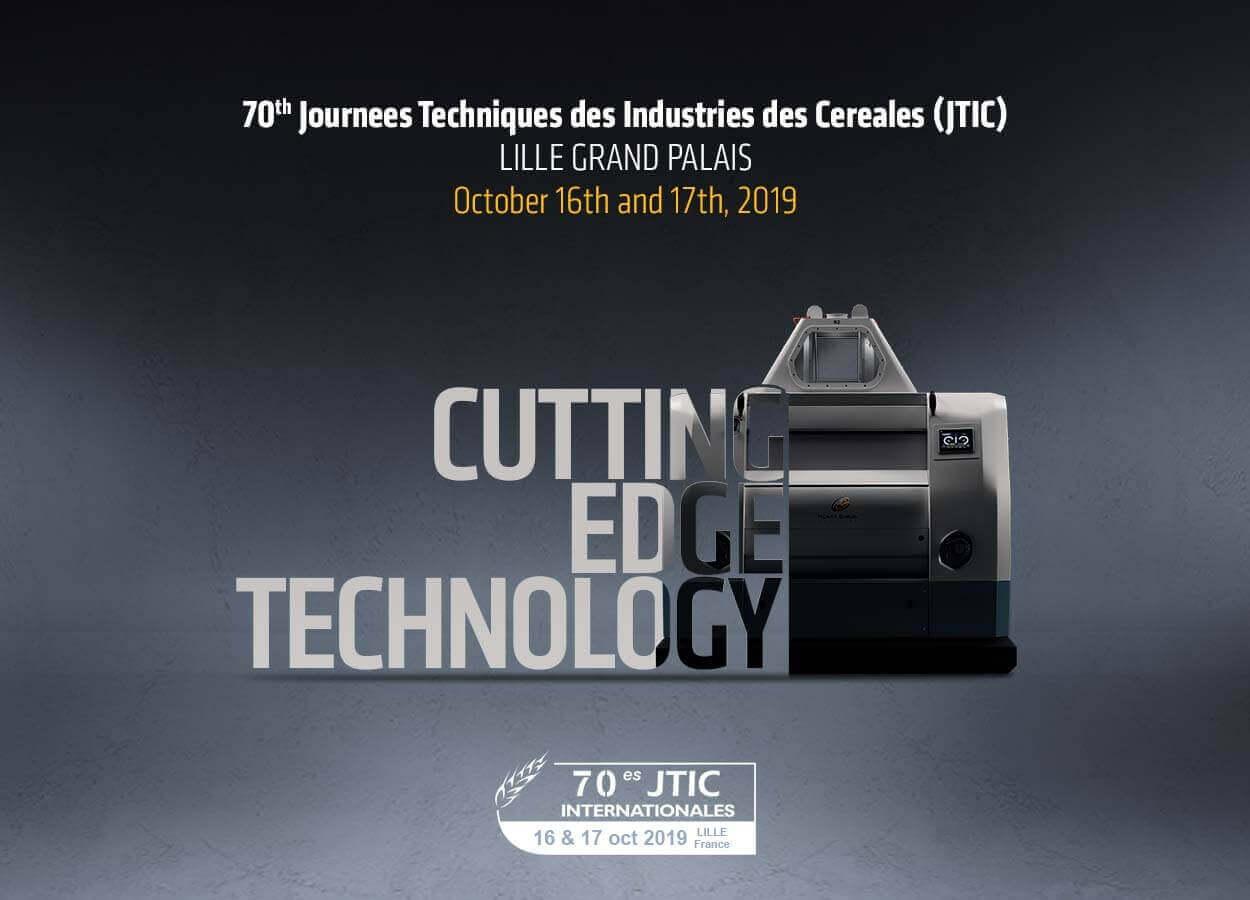 70th Journees Techniques des Industries des Cereales (JTIC) Exhibition