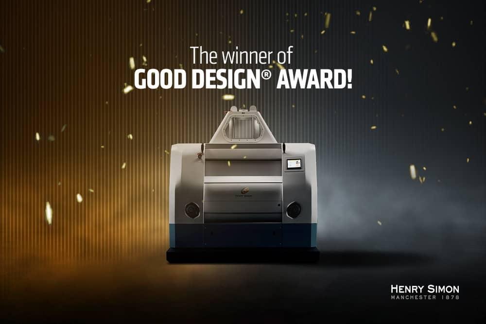 GOOD DESIGN® Award!