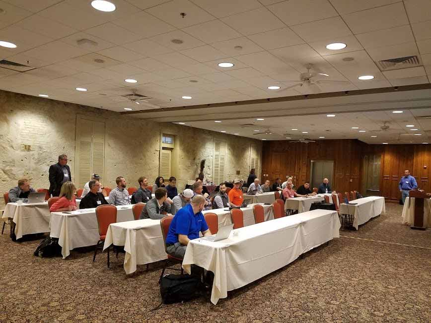 IAOM 2019 Texoma, Central, Wheat State Spring Conference